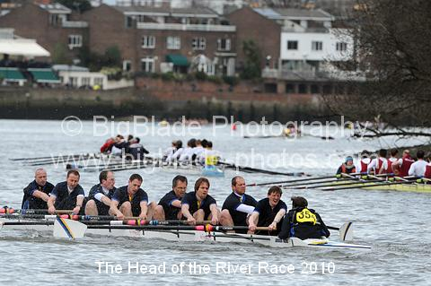 The Head of the River Race 2010